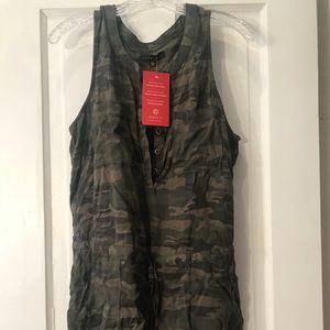 Sanctuary dress/romper